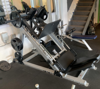 Our Top Pick for the best Leg press machine for home use or commercial use