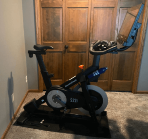 Our Top Pick for best exercise bike with virtual courses is the Nordictrack S22i