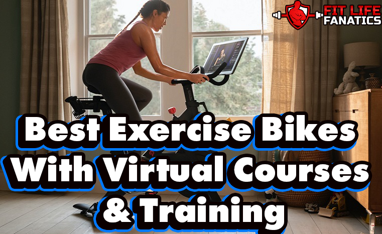 The Best Exercise Bikes With Virtual Courses & Training – Updated For 2021