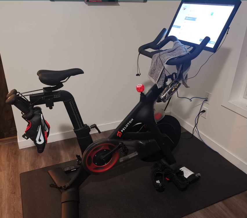 Peloton Bike Gives The Best Integrated Virtual Training Experience