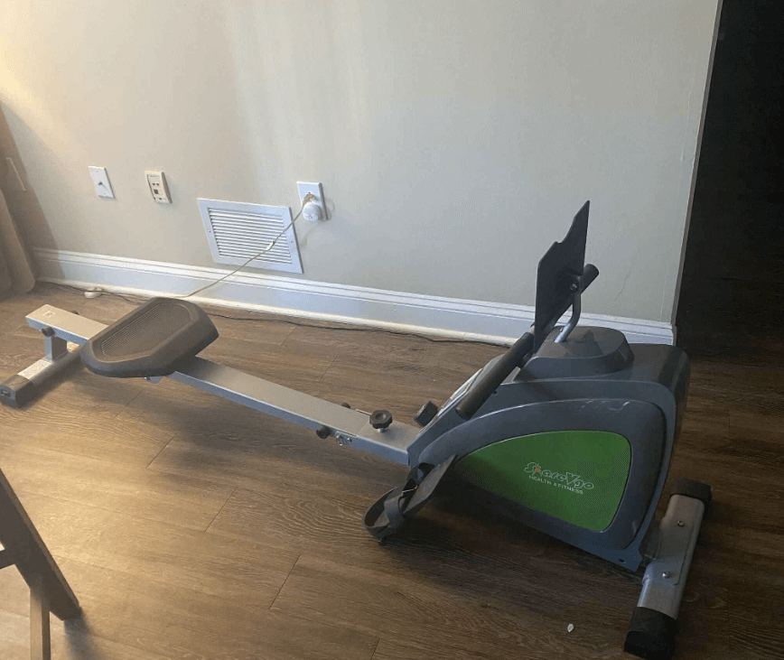 The Top Smart Rowing Machine on the list is the ShareVgo Smart Rower