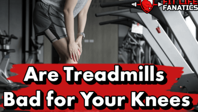 Are Treadmills Bad for Your Knees, Side Effects of Treadmill on Knees, Is Walking on Treadmill Bad for Knees