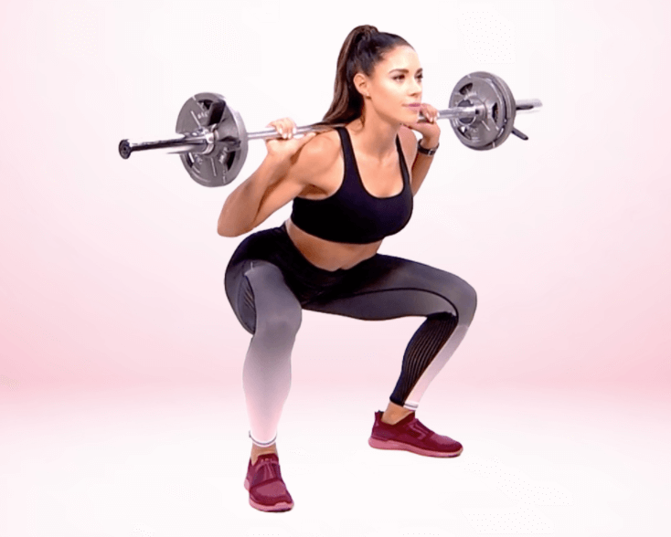 Short barbells are great for certain exercises