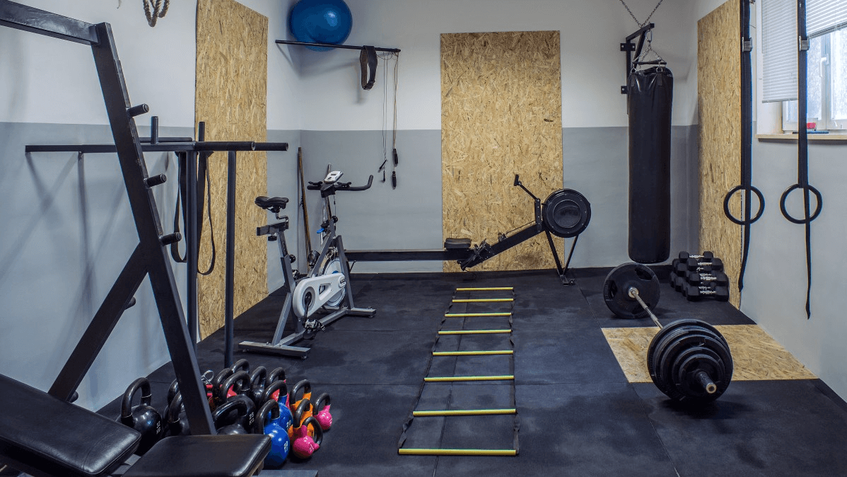How much available room you have determines what barbell you should buy