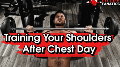 Training Your Shoulders After Chest Day