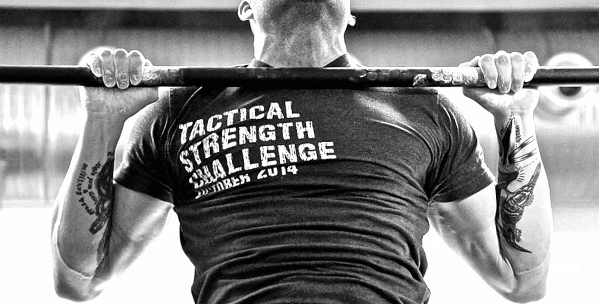 What Is a Tactical Strength Challenge