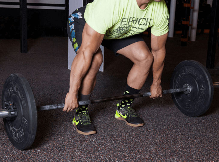 Short barbells are great for beginners