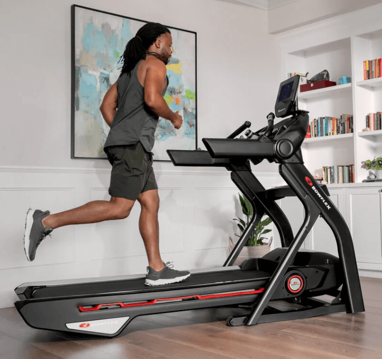 Bowflex 10 is our pick for best Treadmill for People with Bad Knees