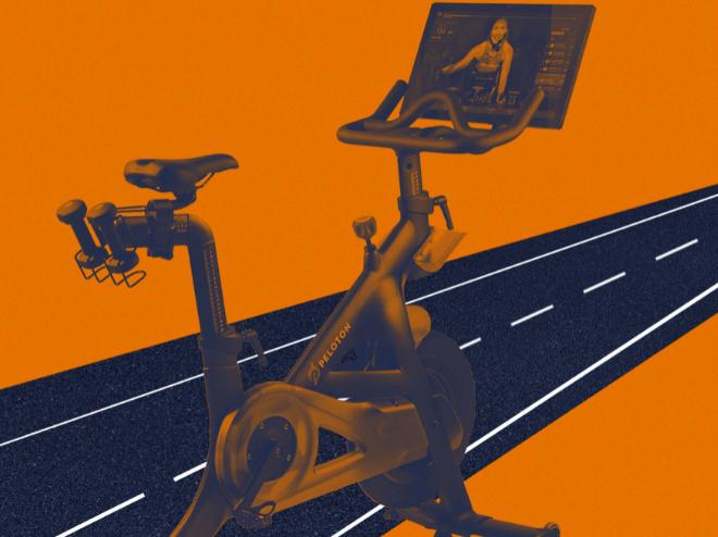 Cons of the peloton bike