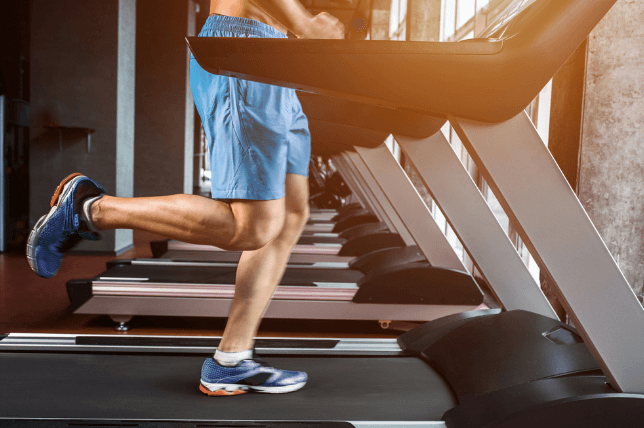 Running safely on the treadmill comes down to your running gait
