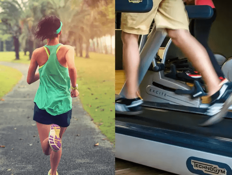 Which is better Running on a treadmill or on the ground