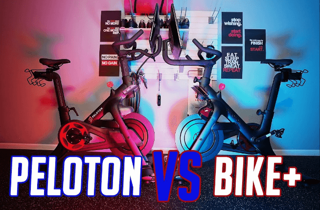 Which is better the peloton bike or bike plus