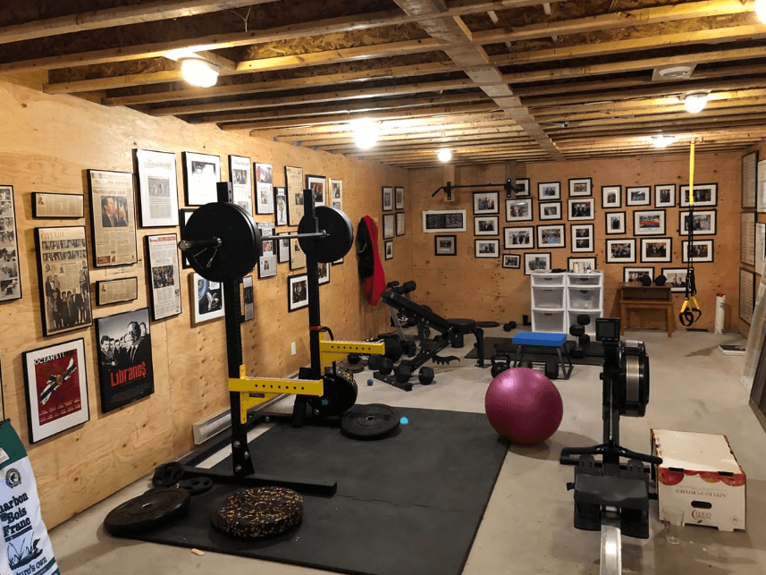 Is converting your basement into a gym worth it