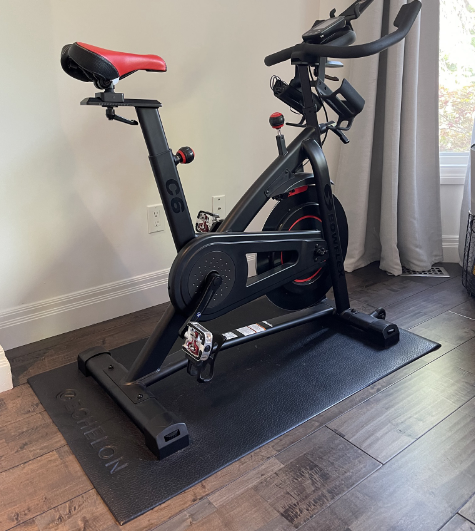 Bowflex is a popular brand for quality, and this C6 isn't less impressive