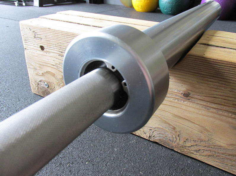 Bushing and bearing barbells sport some differences that set them apart