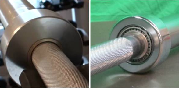 Bushing vs Bearing barbell, which one should you use