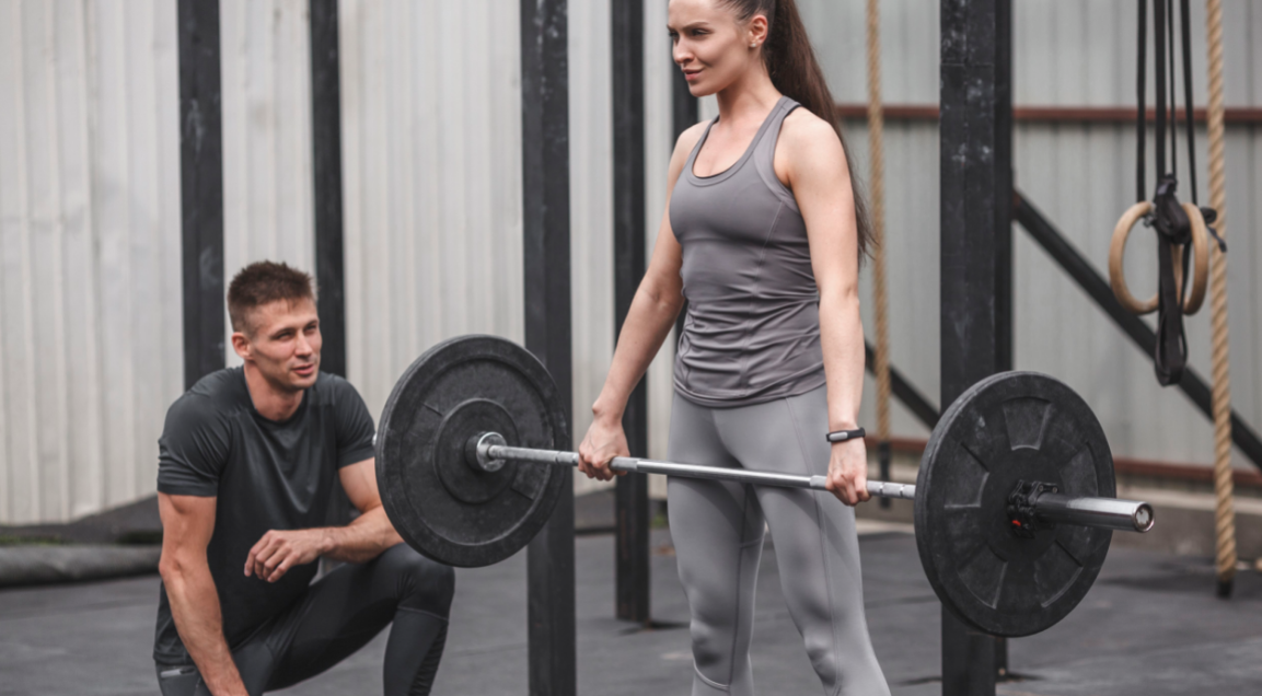 If you're a beginner, then go with the power clean