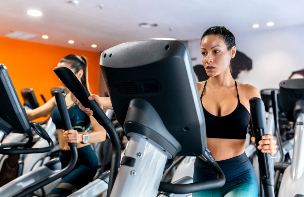 Elliptical weight limits are not the only distinguishing factor, the sizes  vary as well