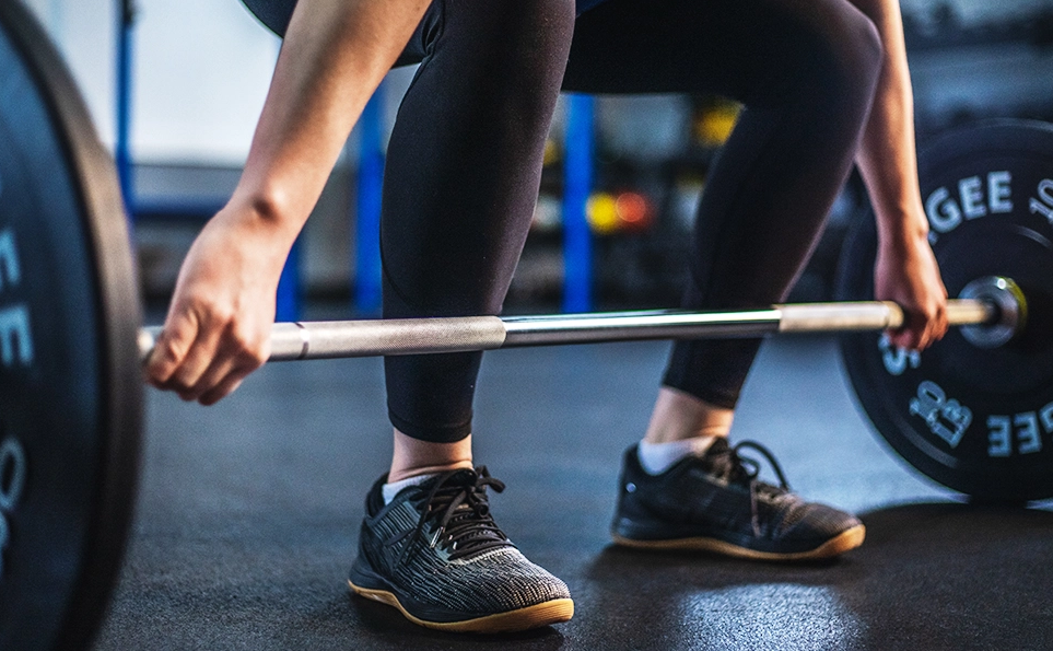 Get the best bang for your buck with the synergee bearing barbell