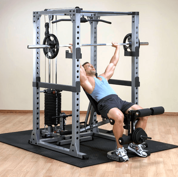If you're learning to lift without anyone to spot, then get a power rack