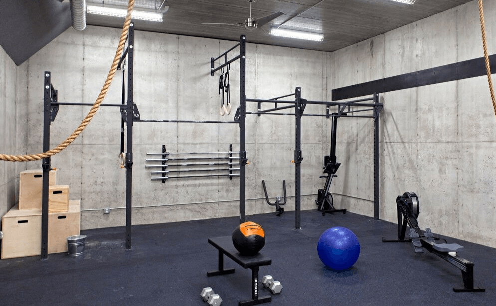 Deciding the right amount of light for your gym can be daunting
