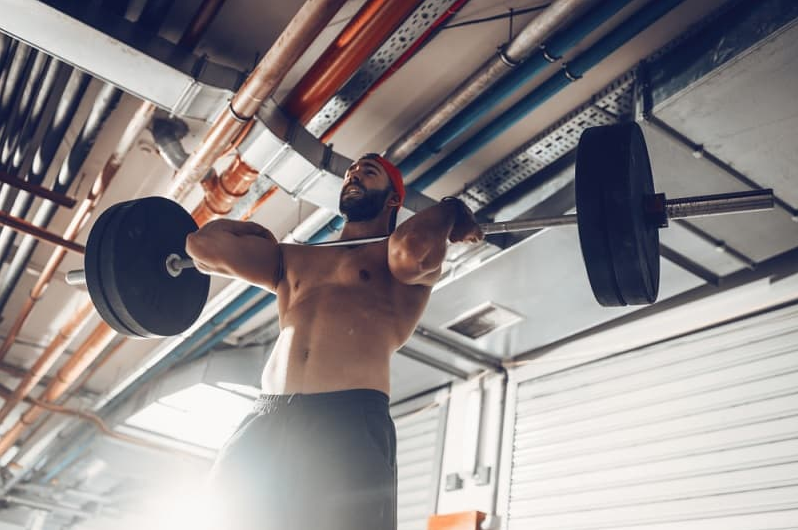 Lifting in such a squeeze can be anything but easy