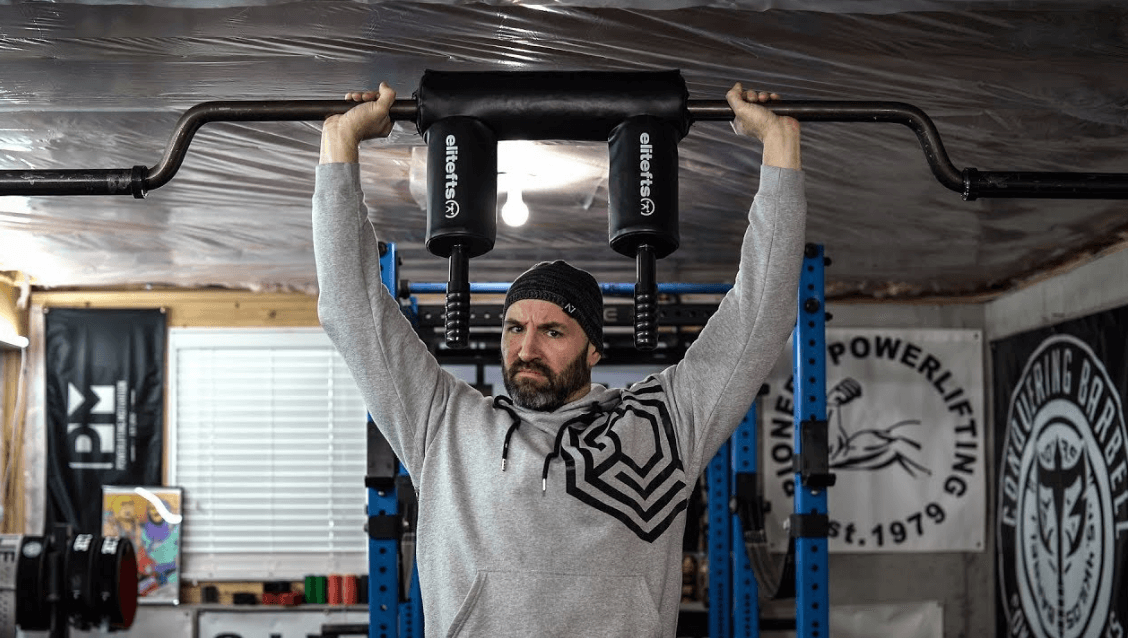The only challenge with a low ceiling basement gym is the limited headroom