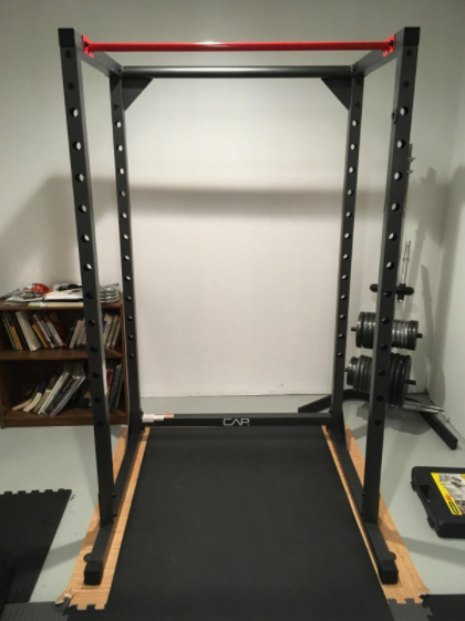 Most Affordable - CAP Barbell Full Cage Power Rack