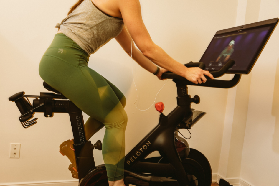 Peloton Digital isn't as expensive as eLive, but doesn't have as many outdoor trails