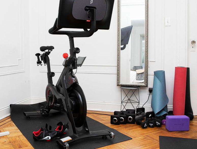 Peloton Bike is an outstanding unit for serious fitness junkies