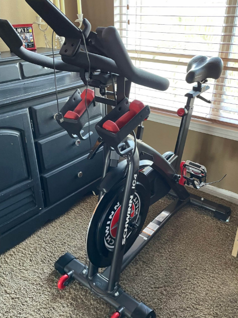 The Schwinn IC4 is sleek, robust, and comes at an awesome price tag