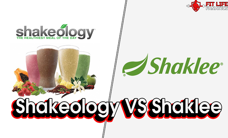 Shakeology VS Shaklee - The Meal Replacement Showdown