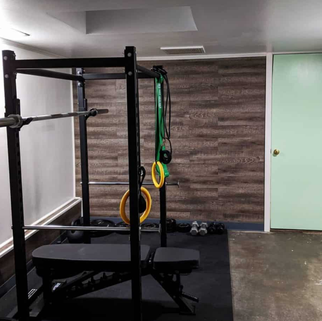 A power rack is one of the most essential gear you'll need