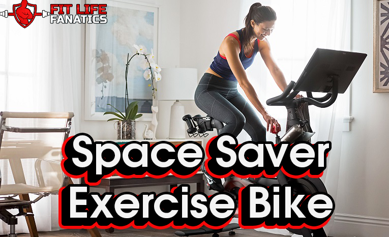 Space Saver Exercise Bike