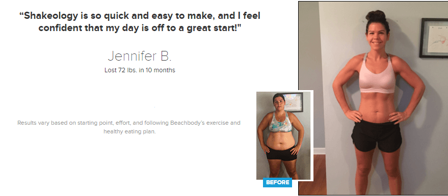 Users are loving Shakeology for a good number of reasons