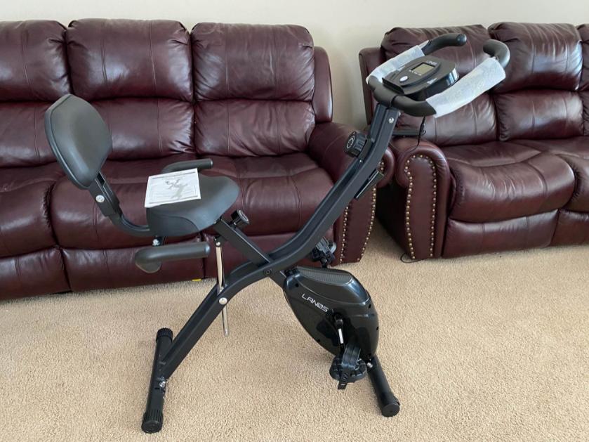 recumbent bike or upright
