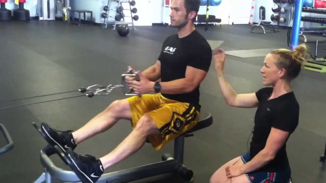 How to make the most of seated rows and common mistakes to avoid