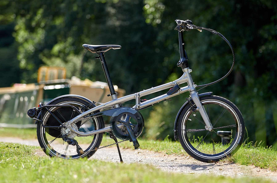 If you're tight on space, then this Tern BYB S11 is the bike for you