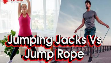 Jumping Jacks vs Jump Rope