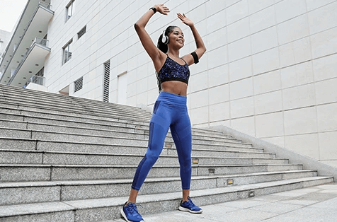 Jumping jacks are easier to master