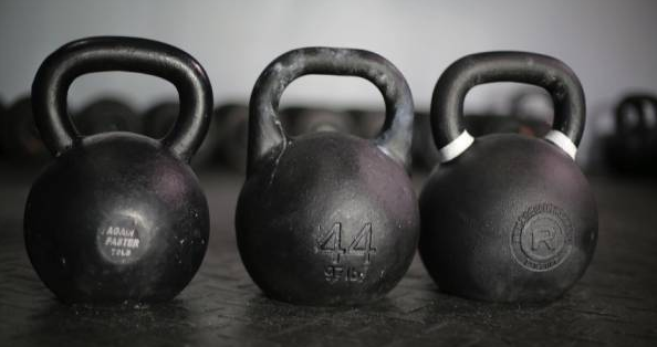 Kettlebells have been around for the longest time