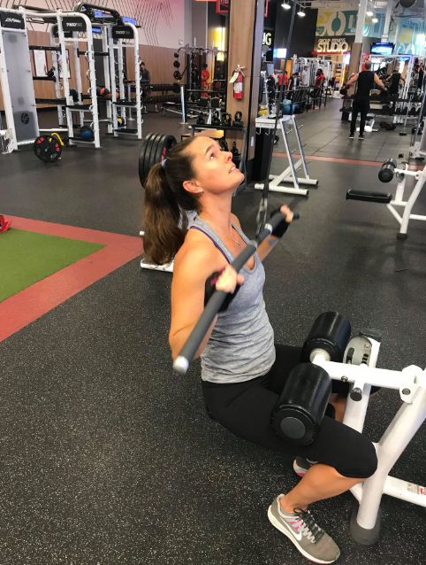 Lat pulldown vs seated rows, which one should beginners go for