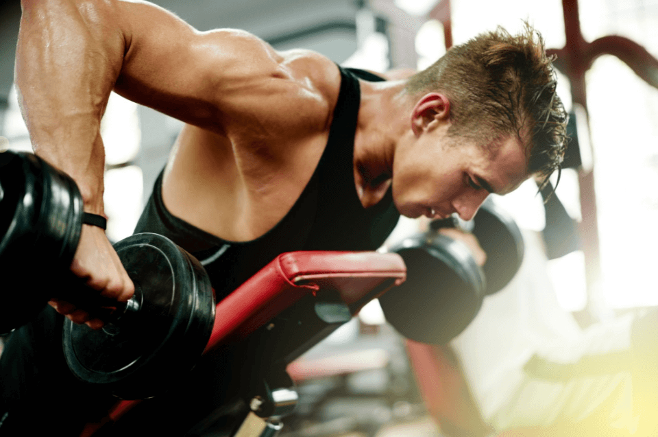 Lifting is one of the best ways to build strength