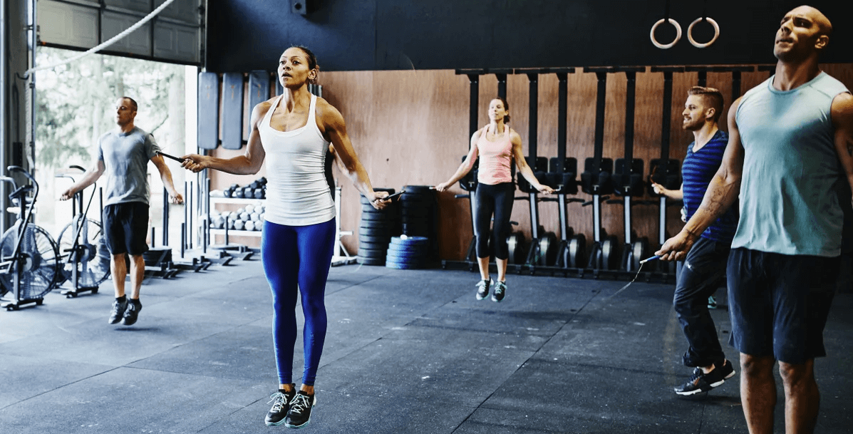Saturdays you should also do some serious intensity training
