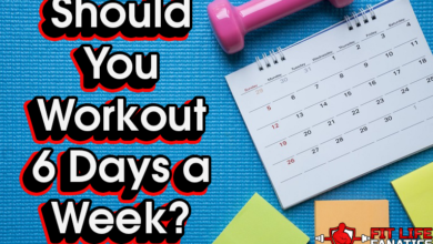 Should You Workout 6 Days a Week