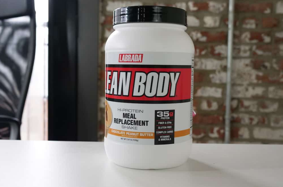 The Labrada Lean Body has a great deal of protein and is easy on your tummy