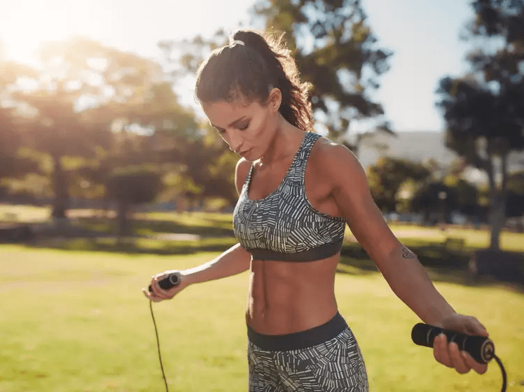 There is a lot to benefit from jump rope exercise
