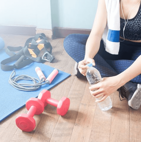 Too much workout can be a ticket to injury for beginners