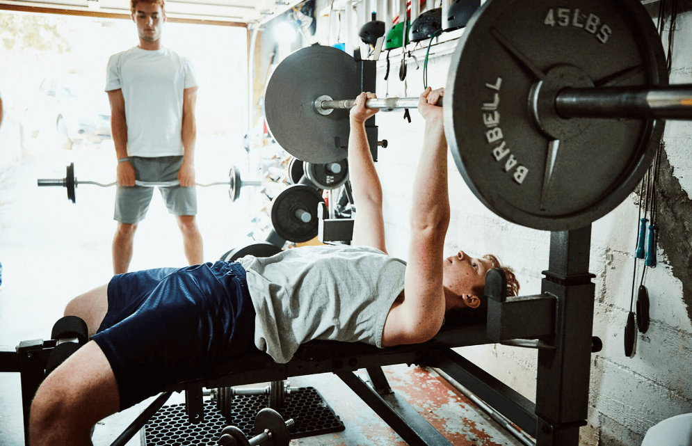 Turns out, workout 6 days a week might break and overwhelm you