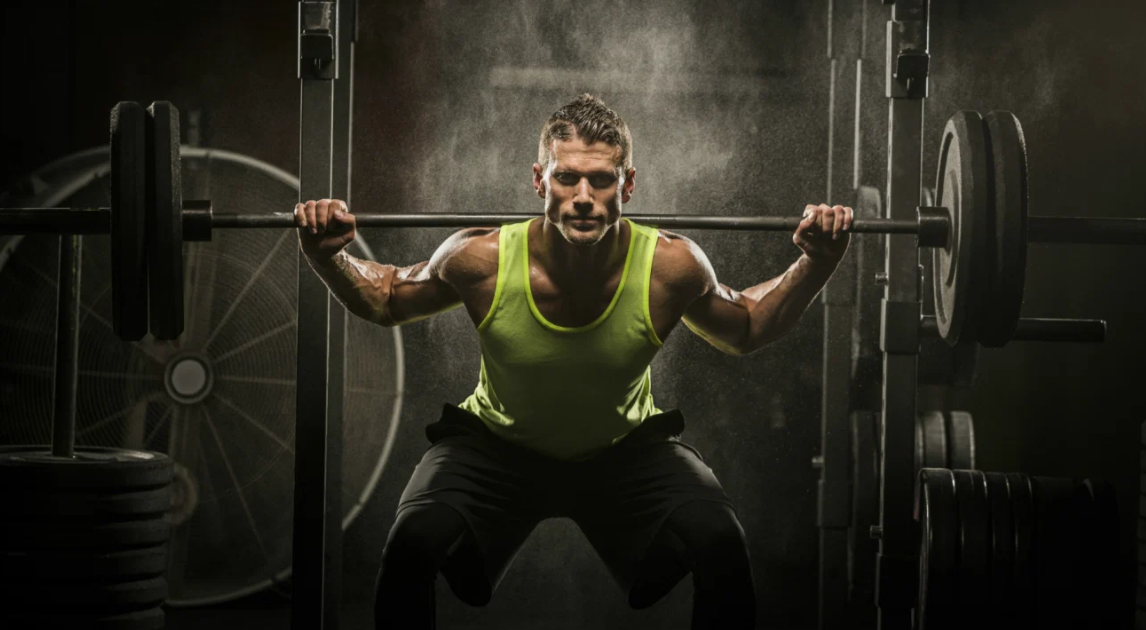 What benefits give barbell the edge